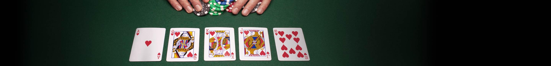 Výherné kombinácie kariet v pokri